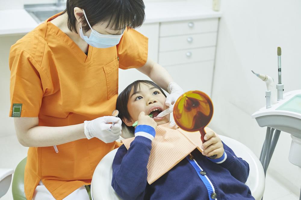 ⑧予防歯科