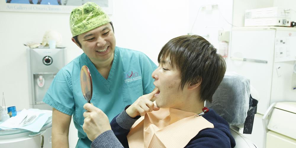 痛くない歯医者ならのぶ:デンタルクリニック三宿
