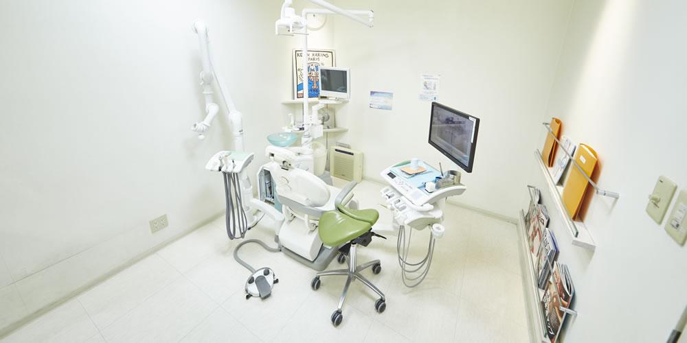 全室個室診療室