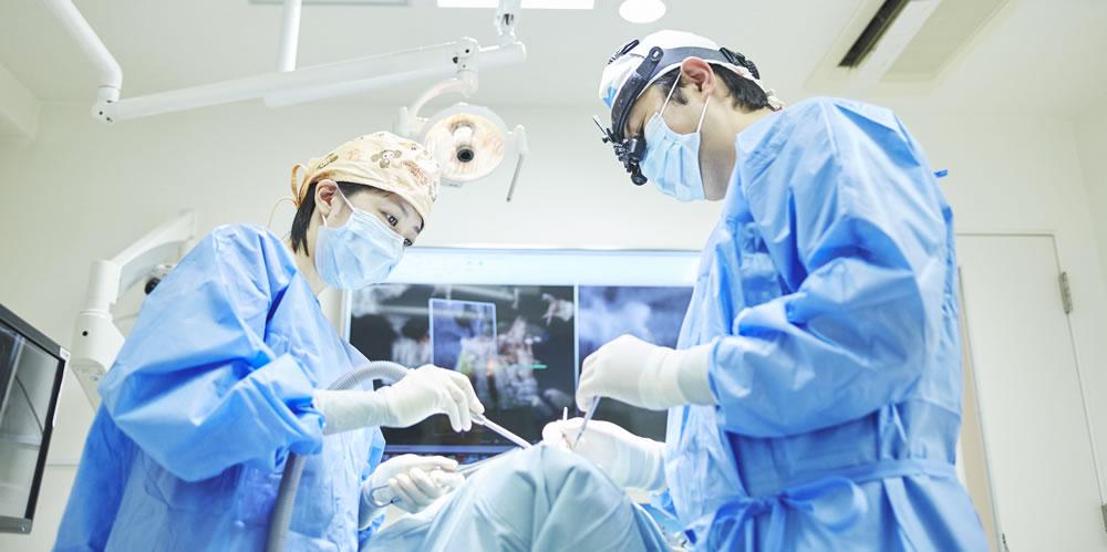 のぶ:デンタルクリニック三宿の精密診断