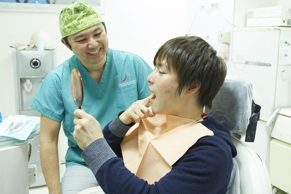 歯を抜かない『非抜歯矯正』