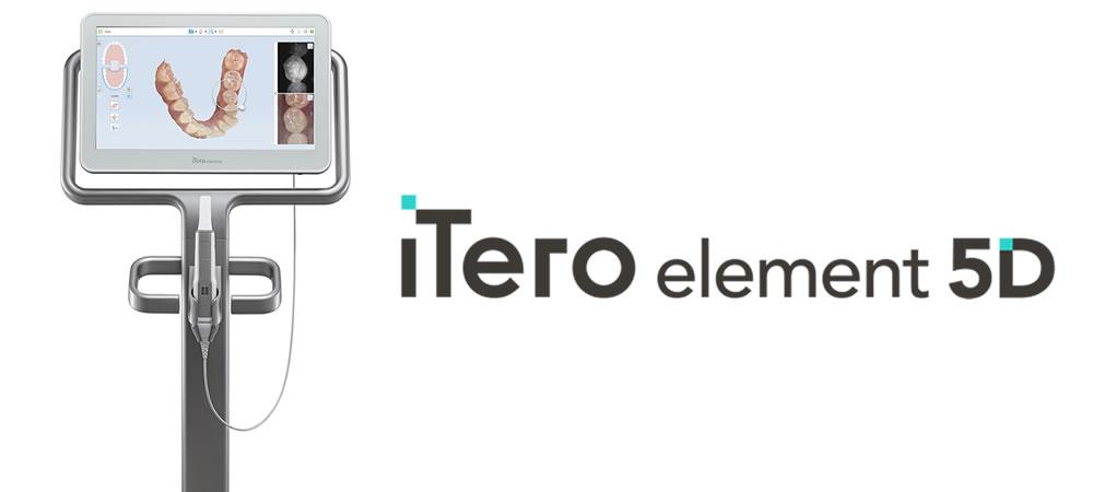 3D光学スキャナー (iTero エレメント5D)